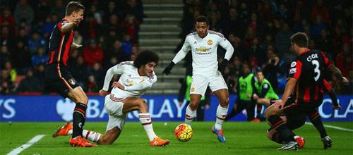 АПЛ: Манчестер Юнайтед - Борнмут