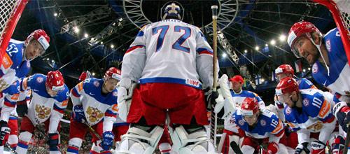 Чемпионат мира 2016: Чехия - Россия