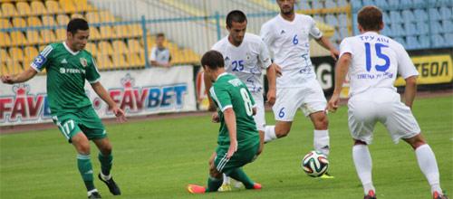 Чемпионат Украины: Александрия - Говерла