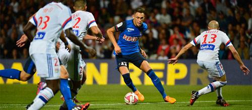 Франция, Лига 1: Лион - Монако