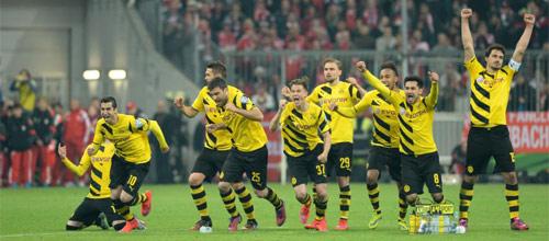 Кубок Германии: Бавария - Боруссия Дортмунд