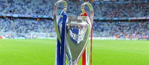 Лига Чемпионов: Реал Мадрид - Атлетико Мадрид