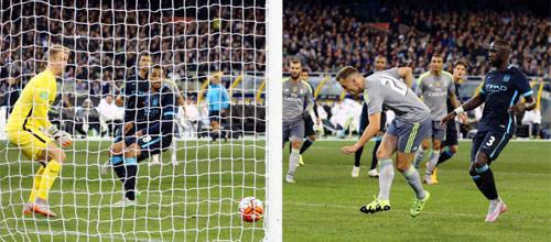 Лига Чемпионов: Реал Мадрид - Манчестер Сити