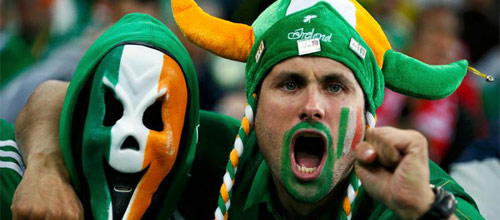 Международные товарищеские матчи: Ирландия - Беларусь