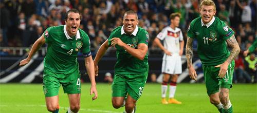 Товарищеский матч: Ирландия - Нидерланды
