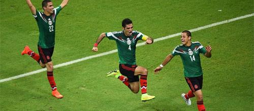 Товарищеский матч: Мексика - Чили