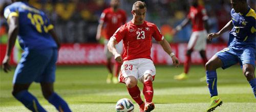 Товарищеский матч: Швейцария - Бельгия
