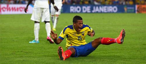Товарищеский матч: США - Эквадор