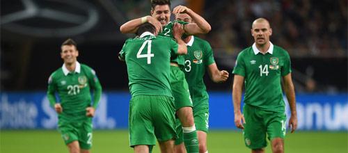 Чемпионат Европы 2016: Бельгия - Ирландия