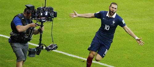 Чемпионат Европы 2016: Франция - Албания