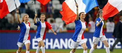 Чемпионат Европы 2016: Франция - Румыния