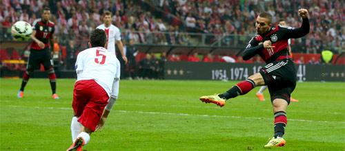 Чемпионат Европы 2016: Германия - Польша