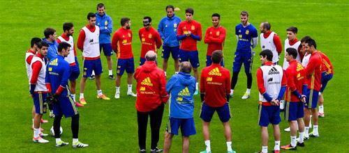 Чемпионат Европы 2016: Испания - Турция