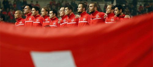 Чемпионат Европы 2016: Швейцария - Франция