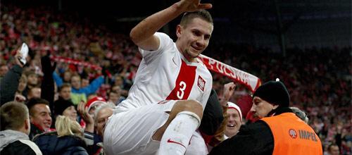 Чемпионат Европы 2016: Швейцария - Польша