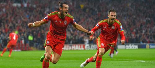 Чемпионат Европы 2016: Уэльс - Словакия