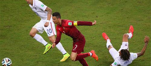 Чемпионат Европы 2016: Венгрия - Португалия