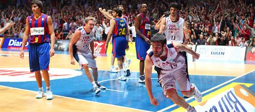 Чемпионат Испании: Лабораль - Барселона