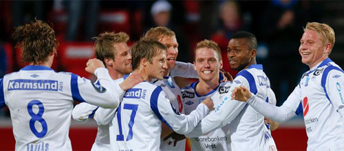 Чемпионат Норвегии: Хёугесунн - Старт