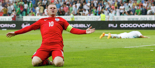Евро 2016: Англия - Уэльс