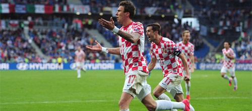 Евро 2016: Чехия - Хорватия