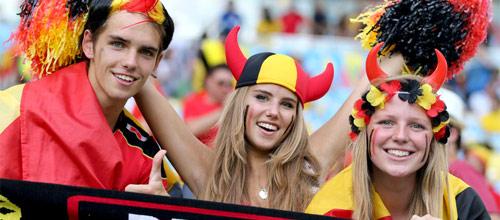Евро 2016: Венгрия - Бельгия