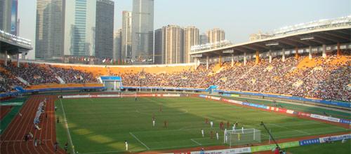 Китай, Суперлига: Гуанчжоу Эвергранд - Шицзячжуан