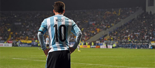 Копа Америка: Аргентина - Панама