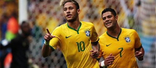 Копа Америка: Бразилия - Эквадор