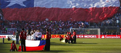 Копа Америка: Колумбия - Чили
