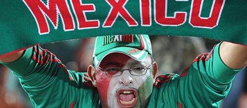 Копа Америка: Мексика - Венесуэла