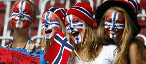 Норвегия, ОБОС-Лига: Стрёммен - Кристиансунд
