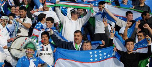 Товарищеские матчи: Узбекистан - Экваториальная Гвинея
