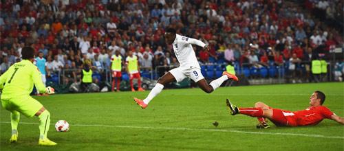 Товарищеский матч: Англия - Португалия