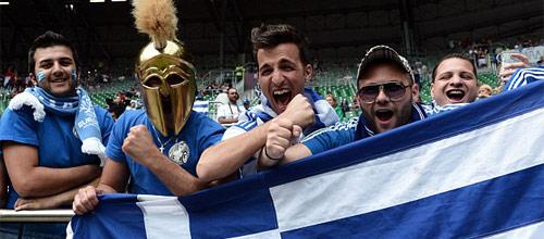 Товарищеский матч: Австралия - Греция