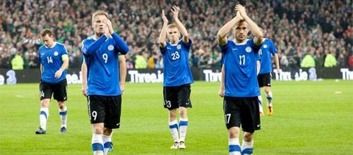 Товарищеский матч: Португалия - Эстония