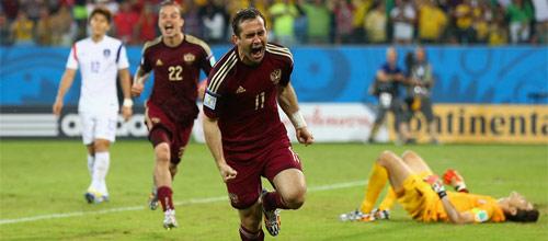 Товарищеский матч: Сербия - Россия