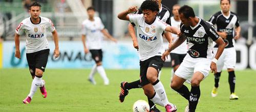 Бразилия, Серия А: Коринтианс - Сан-Паулу