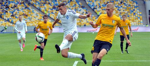 Чемпионат Украины: Динамо Киев - Александрия
