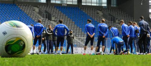 Лига Чемпионов, квалификация: Астана - Жальгирис