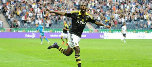 Швеция, Высшая лига: Кальмар - АИК
