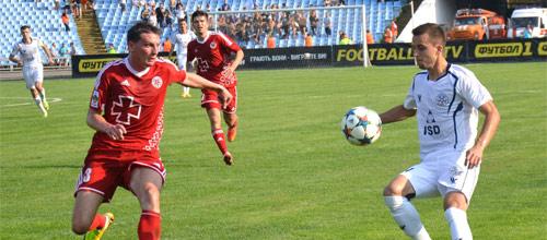 Чемпионат Украины: Сталь - Волынь