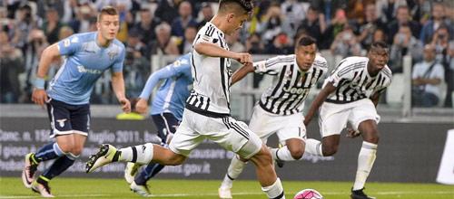 Итальянская Серия А: Лацио - Ювентус