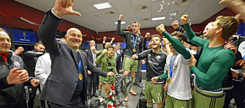 Лига Чемпионов, квалификация: Легия - Тренчин