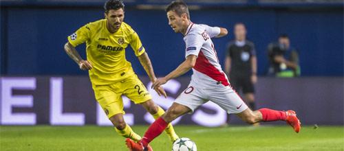 Лига Чемпионов, квалификация: Монако - Вильярреал
