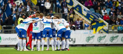 Швеция, Высшая лига: Норрчёпинг - Хеккен