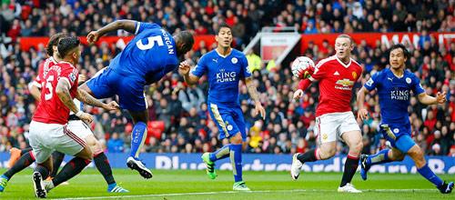 Суперкубок Англии: Лестер - Манчестер Юнайтед