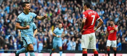 Англия, Премьер-лига: Манчестер Юнайтед - Манчестер Сити