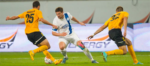 Чемпионат Украины: Днепр - Александрия