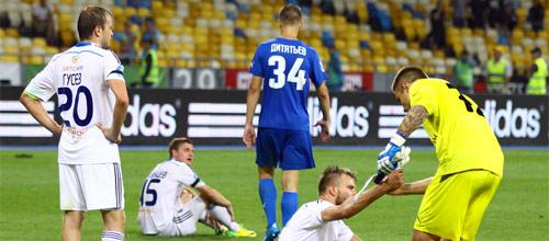 Чемпионат Украины: Олимпик - Динамо Киев